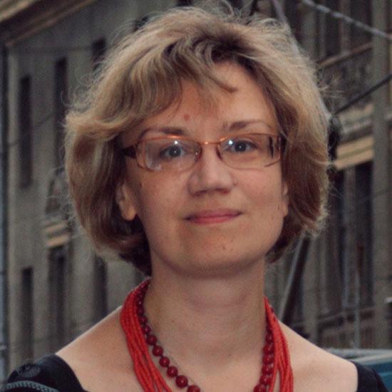 Iryna Starovoyt